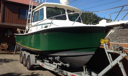 Image of Steiger Craft 26 Chesapeake for sale in United States of America for $89,500 (£67,716) Winchester Bay, Oregon, United States of America