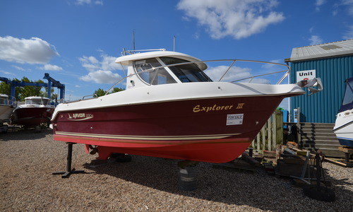 Image of Arvor 230AS for sale in United Kingdom for £23,950 Boats.co. HQ, Essex Marina, United Kingdom