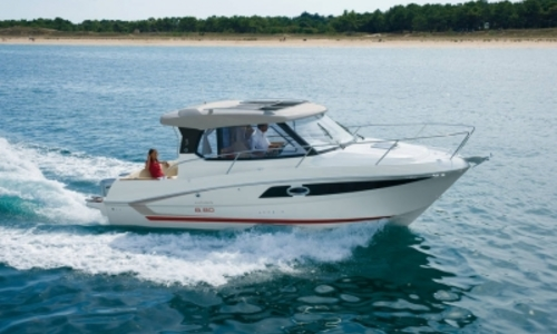 Image of Beneteau Antares 880 HB for sale in France for €68,000 (£59,643) MANDELIEU, France