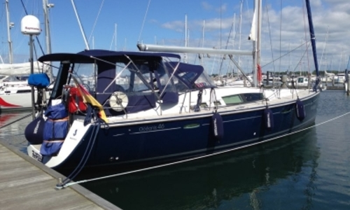 Image of Beneteau Oceanis 46 for sale in Germany for €158,000 (£140,005) OSTSEE, Germany