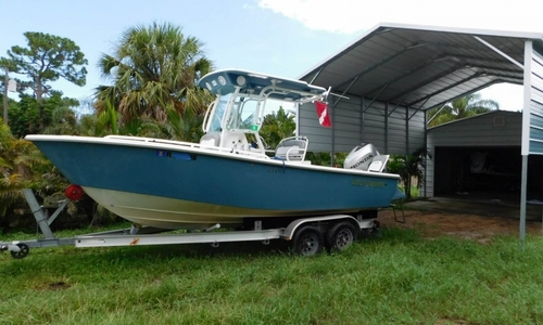 Image of Everglades 211 CC for sale in United States of America for $55,600 (£41,730) Stuart, Florida, United States of America