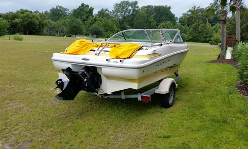 Image of Maxum 1800 MX for sale in United States of America for $13,500 (£9,610) Myrtle Beach, South Carolina, United States of America