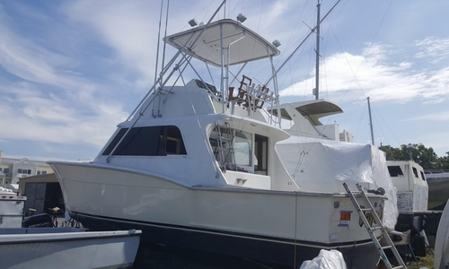 Image of Hatteras 37 Convertible for sale in United States of America for $31,500 (£23,933) Port Washington, New York, United States of America