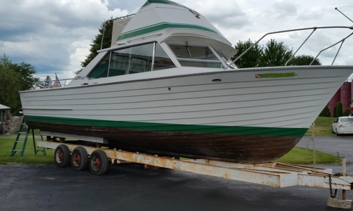 Image of Chris-Craft Sea Skiff 32 Sports Cruiser for sale in United States of America for $48,900 (£38,629) Walworth, Wisconsin, United States of America