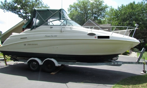 Image of Rinker Fiesta Vee 266 for sale in United States of America for $16,000 (£12,156) Collegeville, Pennsylvania, United States of America