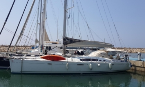 Image of Beneteau Oceanis 54 for sale in Israel for €229,000 (£201,234) Israel