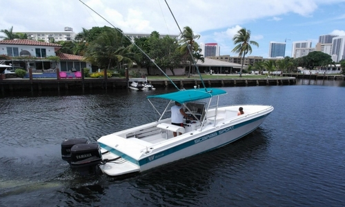 Image of Scarab 30 Sport for sale in United States of America for $22,500 (£17,051) Hallandale, Florida, United States of America