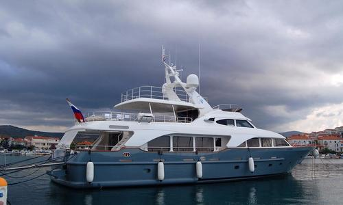 Image of Benetti 100 for sale in Russia for €4,500,000 (£3,976,600) Russia