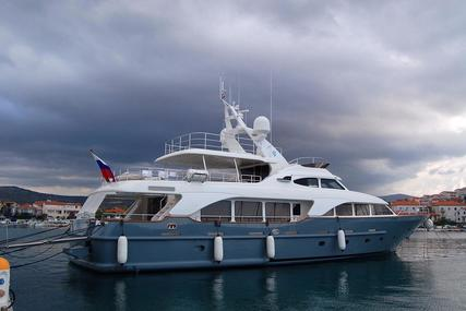 Benetti 100 for sale in Russia for €4,500,000 (£4,016,960)