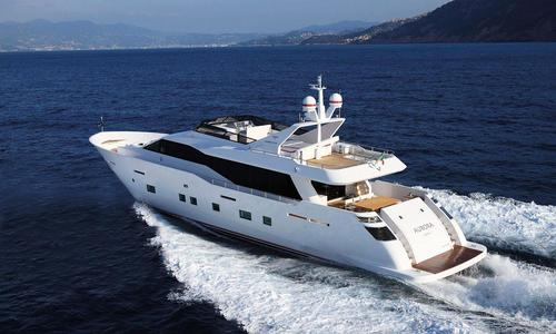 Image of Tecnomar Nadara 30 for sale in Greece for €2,100,000 (£1,860,828) Greece