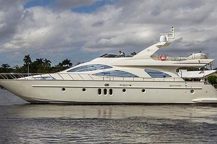 Azimut 80 for sale in Turkey for €1,900,000 (£1,660,114)