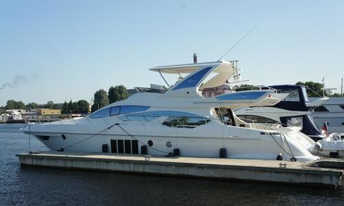Image of Azimut 64 for sale in Russia for €1,450,000 (£1,284,857) Russia