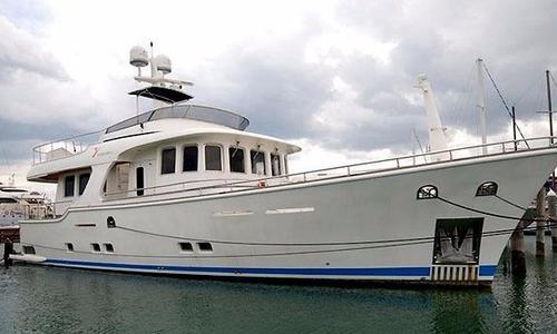 Image of Terranova Yachts 68 Explorer for sale in Montenegro for €820,000 (£717,504) Tivat, , Montenegro