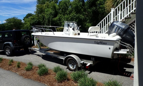 Image of Edgewater 175CC for sale in United States of America for $17,000 (£12,767) Charleston, South Carolina, United States of America