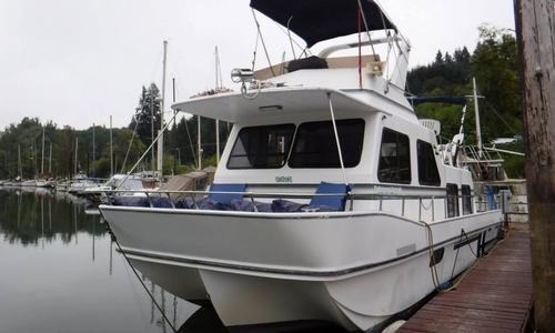 Image of Holiday Mansion Mediterranean Barracuda 40 for sale in United States of America for $56,500 (£40,285) Clatskanie, Oregon, United States of America
