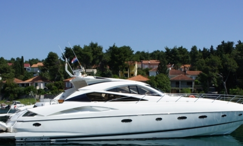 Image of Sunseeker Predator 68 for sale in Spain for €350,000 (£309,037) Spain