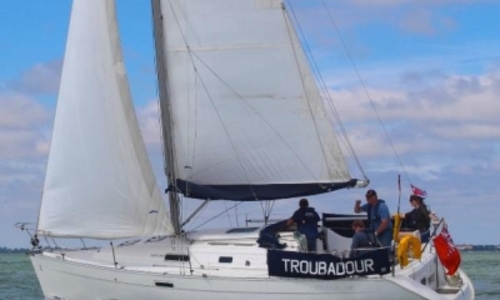 Image of Beneteau Oceanis 311 Clipper for sale in United Kingdom for £31,950 IPSWICH, United Kingdom