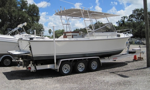 Image of Shamrock 260 Cuddy for sale in United States of America for $13,000 (£9,860) Brandon, Florida, United States of America