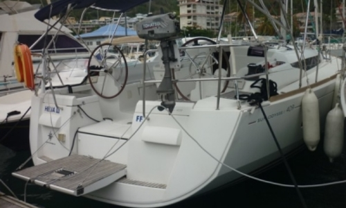 Image of Jeanneau Sun Odyssey 409 for sale in France for 100.000 € (87.387 £) LE MARIN, France