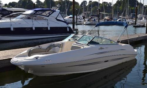 Image of Sea Ray 220 Sundeck for sale in United Kingdom for £23,950 Southampton, United Kingdom