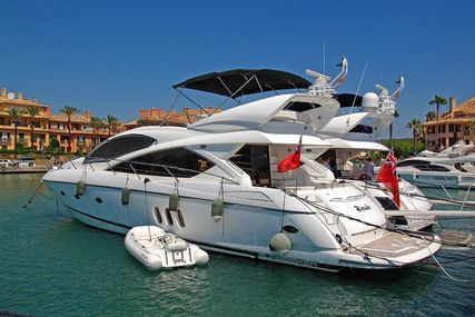 Sunseeker Manhattan 60 for sale in Spain for £530,000