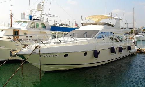 Image of Azimut Yachts 62 for sale in Spain for €425,000 (£376,863) Spain
