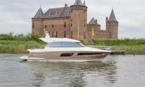 Image of Prestige 450 S for sale in Netherlands for €470,000 (£419,261) AMSTERDAM, Netherlands