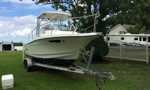 Image of Trophy 2002WA for sale in United States of America for $17,999 (£13,640) Fenwick Island, Delaware, United States of America