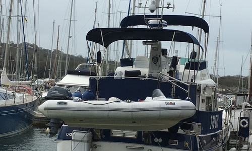 Image of Hardy Marine Commodore 42 for sale in United Kingdom for 272.000 £ Plymouth, United Kingdom
