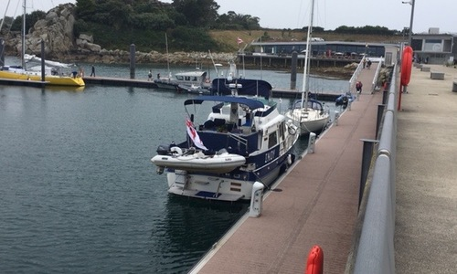 Image of Hardy Marine Commodore 42 for sale in United Kingdom for £272,000 Plymouth, United Kingdom