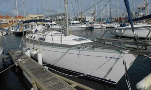Image of Dufour 35 CLASSIC SHALLOW DRAFT for sale in Portugal for €54,000 (£48,204) NORTH OF , Portugal