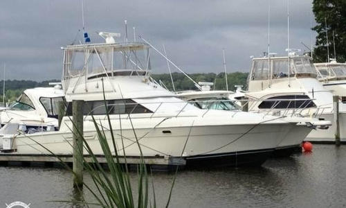 Image of Silverton 41 Convertible for sale in United States of America for $79,990 (£58,082) Waterford, Connecticut, United States of America