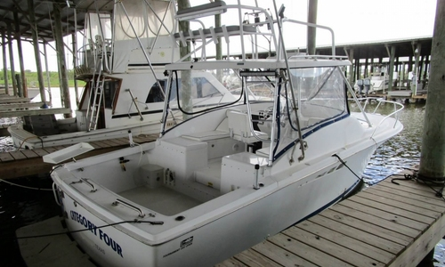 Image of Luhrs 290 Open Sportfisher for sale in United States of America for $38,900 (£29,520) Freeport, Texas, United States of America