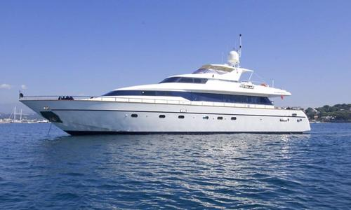 Image of Mangusta 86 for sale in France for €975,000 (£854,626) Cannes, , France