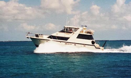 Image of Hatteras 52 Cockpit Motor Yacht for sale in United States of America for 198.900 $ (142.482 £) New Rochelle, NY, United States of America