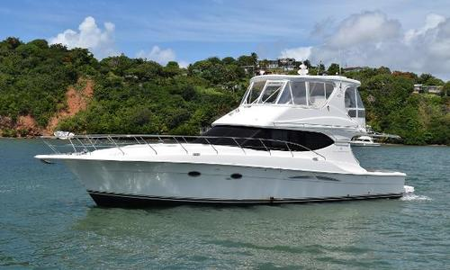 Image of Silverton 48 Convertible for sale in Puerto Rico for $339,000 (£242,668) Fajado, Puerto Rico
