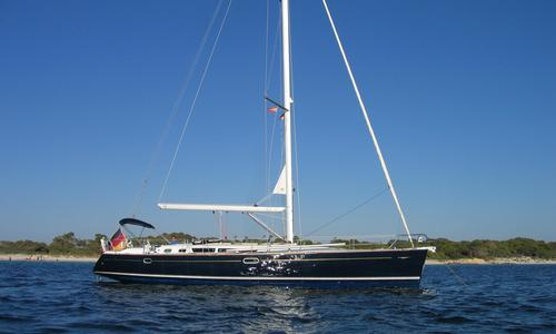 Image of Jeanneau Sun Odyssey 49 for sale in Spain for €169,000 (£150,766) Palma d Mallorca, , Spain