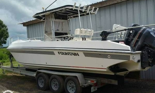 Image of Fountain 31 Sportfish for sale in United States of America for $27,500 (£19,317) Land O' Lakes, Florida, United States of America
