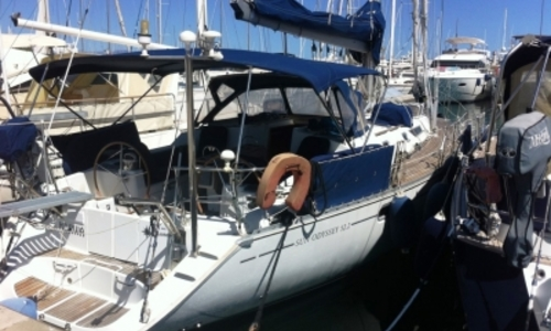 Image of Jeanneau Sun Odyssey 52.2 for sale in France for €169,000 (£150,878) ANTIBES, France