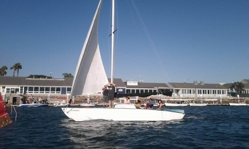 Image of Custom 28 Catamaran for sale in United States of America for $17,000 (£12,926) Long Beach, California, United States of America
