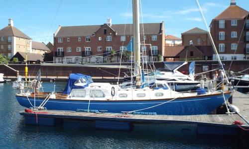 Image of Nicholson 32 for sale in United Kingdom for £18,950 Eastbourne, United Kingdom