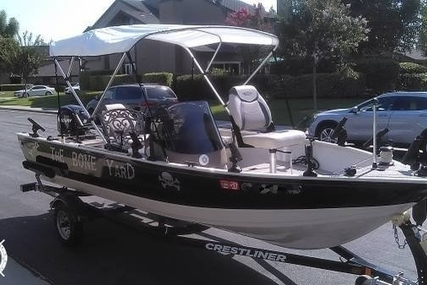 Crestliner 16 Kodiak SC for sale in United States of America for $10,000 (£7,254)