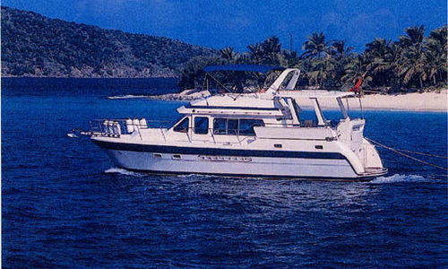 Image of Trader 485 Signature for sale in British Virgin Islands for $99,000 (£71,281) Nanny Cay, British Virgin Islands
