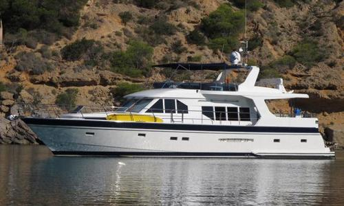 Image of Trader 64 Sunliner for sale in Spain for £740,000 Ibiza, Spain
