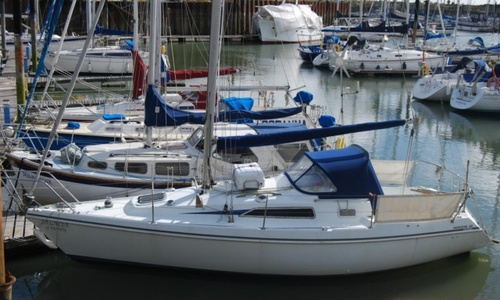 Image of Hunter Horizon 30 for sale in United Kingdom for £19,900 Deben, Suffolk, United Kingdom