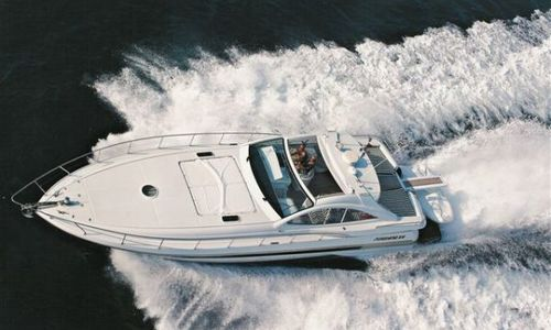 Image of Pershing 54 for sale in Spain for €395,000 (£348,934) Mallorca, Spain