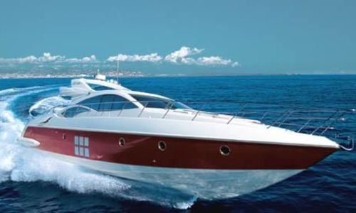 Image of Azimut Yachts 68 S for sale in Spain for €449,000 (£401,894) Ibiza, Spain