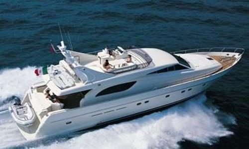 Image of Ferretti 72 for sale in Spain for €495,000 (£441,594) Ibiza, Spain