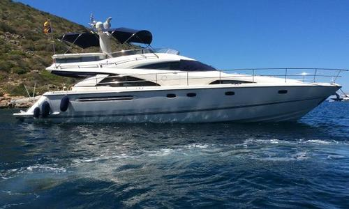 Image of Fairline Squadron 58 for sale in Spain for €595,000 (£531,131) Mallorca, Spain