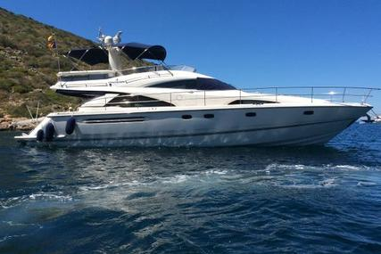 Fairline Squadron 58 for sale in Spain for €595,000 (£522,196)